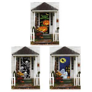 Halloween Door Covers