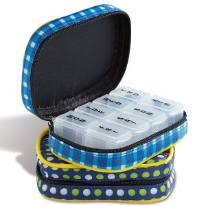 Travel Pill Cases