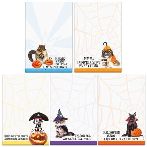 Picture This™ Halloween Notepads