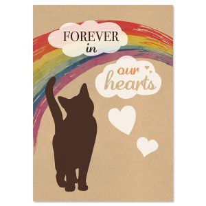 Cat Pet Sympathy Cards