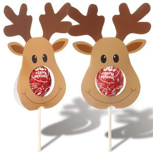 Reindeer Lollipop Holders - BOGO