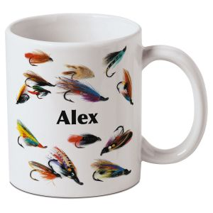 Personalized Fishing Mug