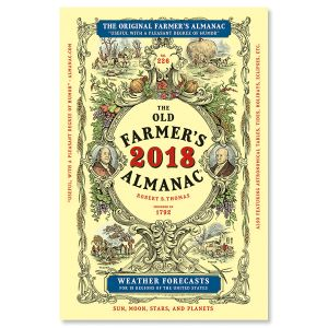 2018 Old Farmer's Almanac®