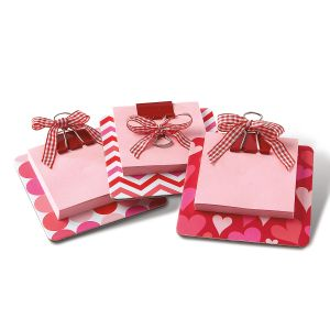 Valentine's Day Coaster Notes - BOGO