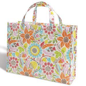 Everyday Floral Tote Bag