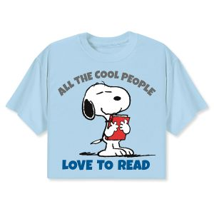 PEANUTS® T-Shirts - Love to Read
