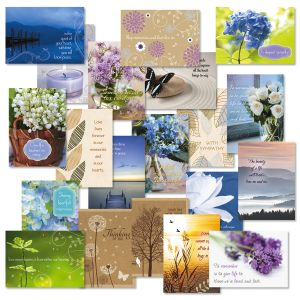 Sympathy Cards Mega Value Pack