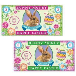 Easter Bunny Money Envelopes