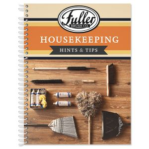 Fuller Housekeeping Hints and Tips Book