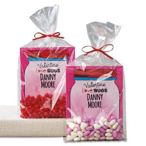 Love Bug Personalized  Kids' Valentines