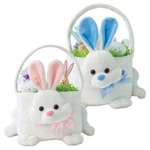 Kids Personalized Easter Bunny Baskets