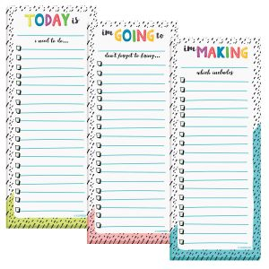 Summer Fruit Shopping List Pads