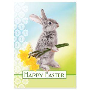 Garden Bunny Easter Cards
