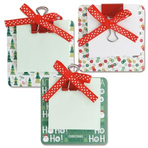 Christmas Cheer Coaster Notes