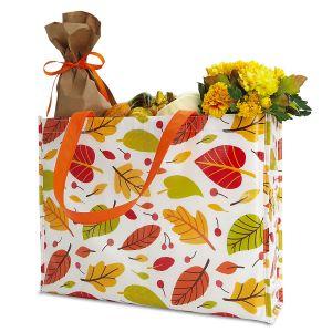 Fall Leaves Shopping Bag - BOGO