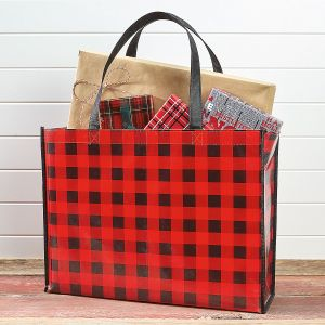 Buffalo Tote Bag - BOGO