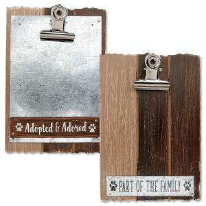 Pet Photo Clip Easels