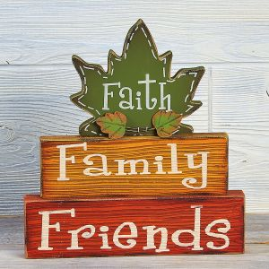 Faith Tabletop Decoration