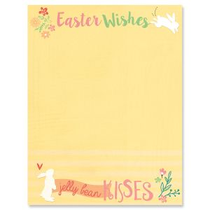 Jelly Bean Kisses Easter Letter Papers