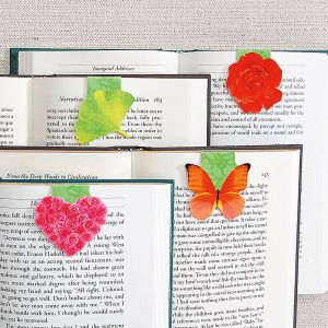 Nature's Beauty Magnetic Bookmarks - BOGO