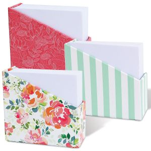 Wild Rose Notes in Holder - BOGO