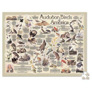 Audubon Birds Puzzle