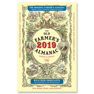 2019 Old Farmer's Almanac