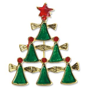 Christmas Angel Pin - BOGO