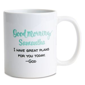 Great Plans Personalized Mug
