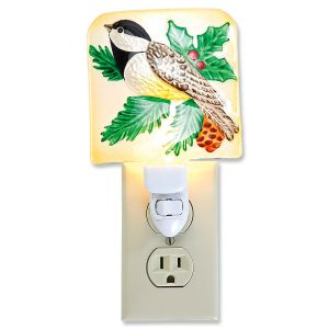 Chickadee Nightlight