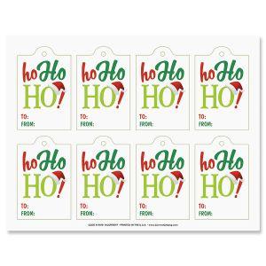 Ho Ho Ho Tags