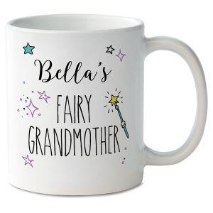 Personalized Fairy Grandmother Mug