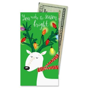 Reindeer Cash Cards