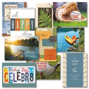 Great Guy Birthday Cards Value Pack