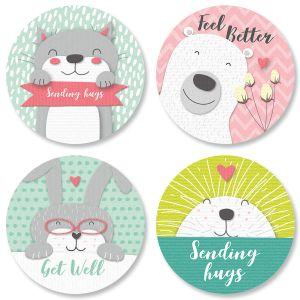 Peekover Seals (4 Designs)
