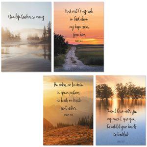 Colorscapes Faith Sympathy Cards