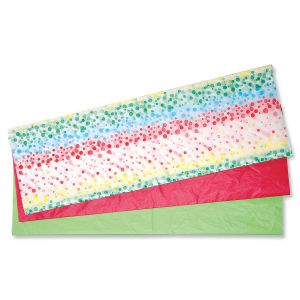 Confetti Tissue Paper Value Pack - BOGO