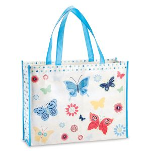 Butterflies Tote Bag - BOGO