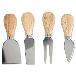 4 Cheese Serving Utensils