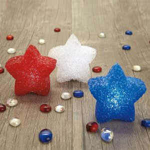 Set of 3 Star Lights