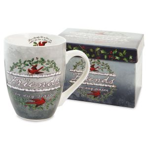 Cardinal Friendship Mug