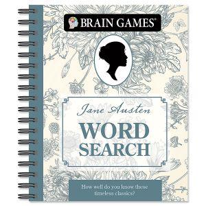Jane Austen Word Search Book