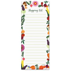 2 Big Shopping List Pads
