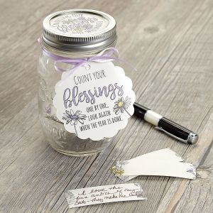 Daisy Blessing Jar Kit