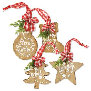 Christmas Package Toppers