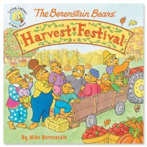 The Berenstain Bears® Harvest Festival Book
