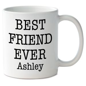Best Friend Ever Personalized Mug
