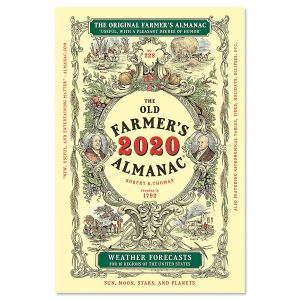 The Old Farmer's 2020 Almanac®