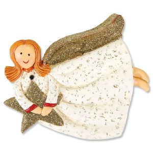 Star Angel Ornament