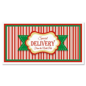 North Pole Special Delivery Envelopes